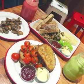 Is this the best vegan breakfast EVER?! | The Caffeine DripEdinburgh